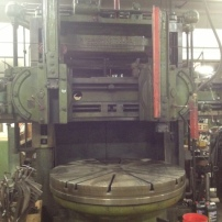 "King 72"" Vertical Turning Lathe"