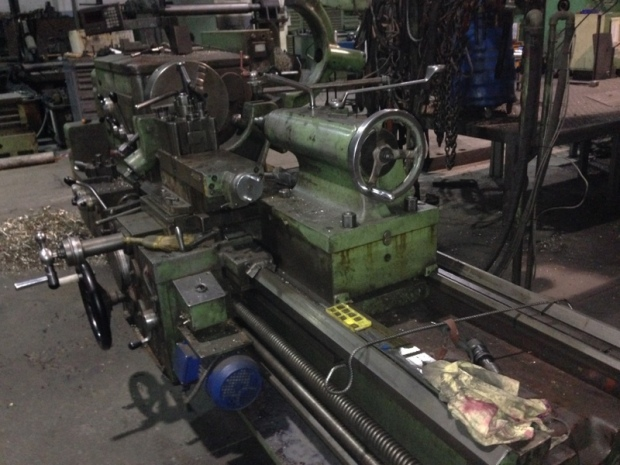 RUSSIAN LATHE 400 X 2000 MM